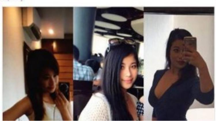 Tula Nguyễn chia sẻ nỗi ám ảnh về cân nặng trên trang cá nhân.