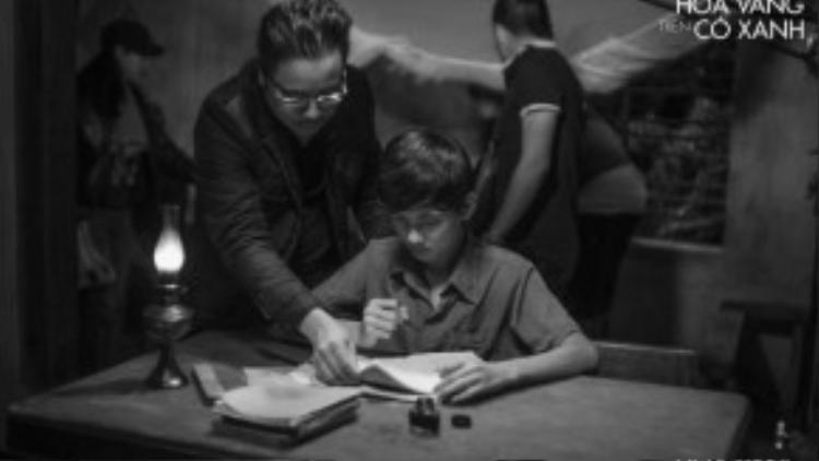 Thời điểmquay phim đã được ấn định vào sau khi thi học kỳ 2 để hạn chế tối đa việc các bé bị gián đoạnviệc học.