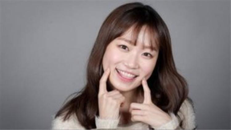 Diễn viên Kim Seul Gi.