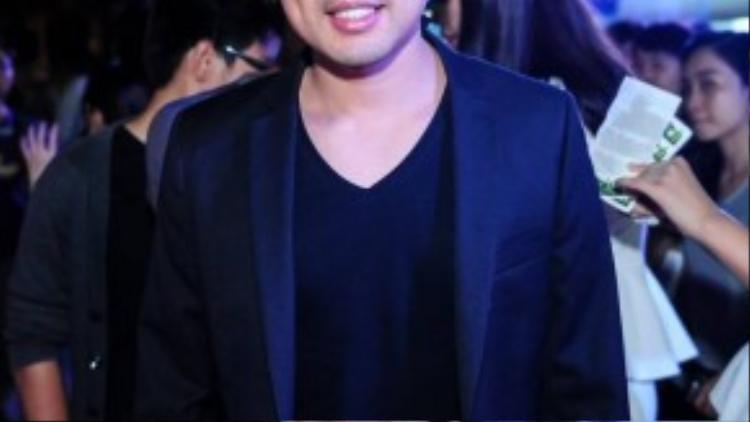 Nhà sản xuất âm nhạc Dương Khắc Linh.