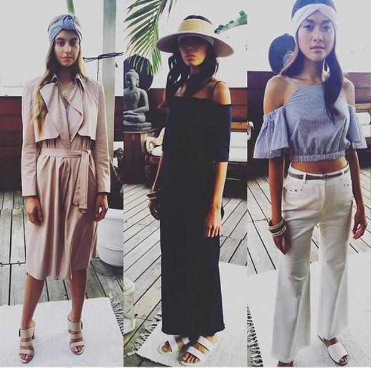 Minh Tú hóa quý cô thanh lịch tại New York Fashion Week 2015