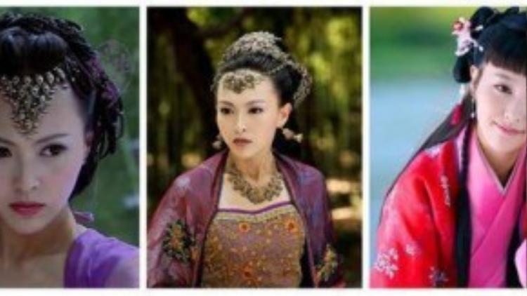 Hai phiên bản Tử Hà Tiên Tử: Chu Ân vs. Đường Yên.