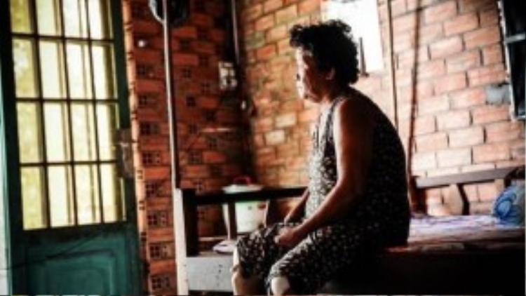 Bệnh viện Đa khoa Khu vực Củ Chi đã gây cho bà một mất mát lớn.