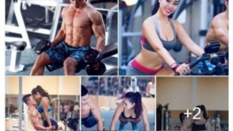 Những tấm hình đầu tin được đăng tải vào ngày 26/8. (Ảnh: FBNV)