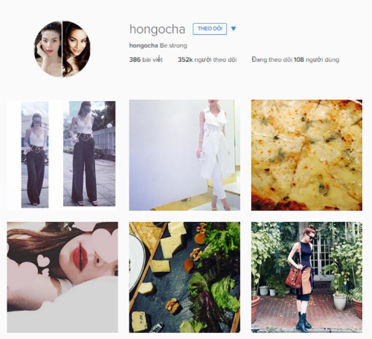Khám phá Instagram cực chất của 5 nữ hoàng street style Việt