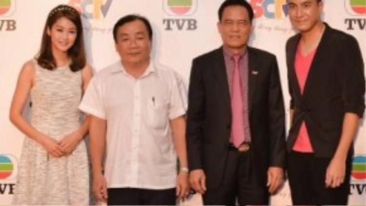 Sau buổi ra mắt và tiệc tối cùng báo chí, hai nghệ sĩ sẽ tiếp tục những hoạt động tại Việt Nam như tham dự chương trình Trung thu ấm áp tại Trung tâm bảo trợ trẻ tàn tật mồ côi Thị Nghè và giao lưu fan club vào ngày mai 13/9.