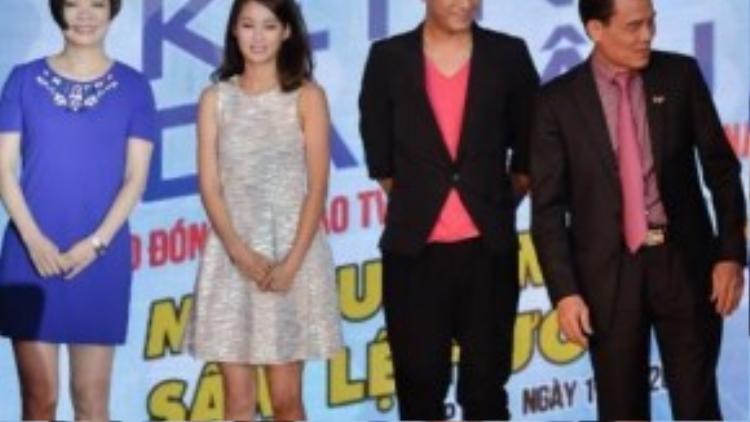 Trong buổi ra mắt báo chí chương trình SCTV - TVB Kết nối dài lâu, Mã Quốc Minh và Sầm Lệ Hương đã nhiệt tình giao lưu, hài hước trả lời những câu hỏi hóc búa của giới truyền thông.