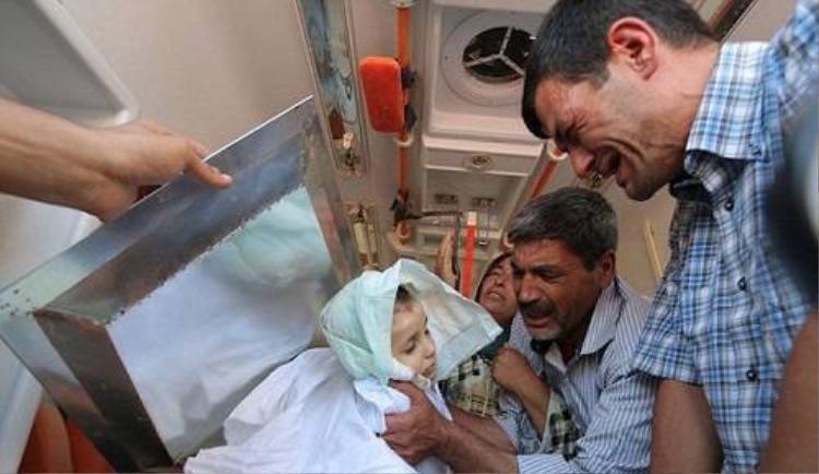 Gia đình phủ nhận tin cha bé Syria chết đuối là kẻ buôn người