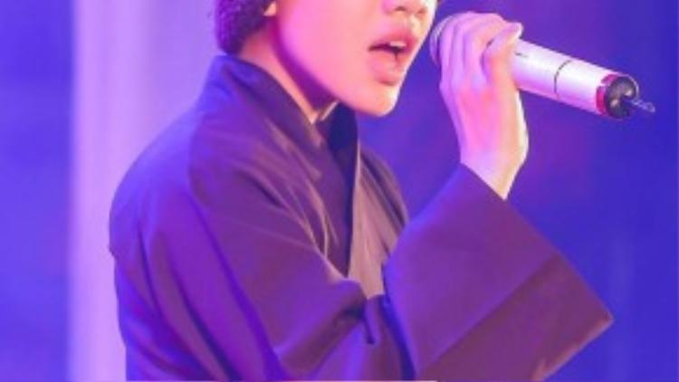 Tham gia vào Giọng hát Việt nhí 2014 cho đến nay, Huyền Trân vẫn được mọi người yêu mến bởi chất giọng đặc trưng của mình.
