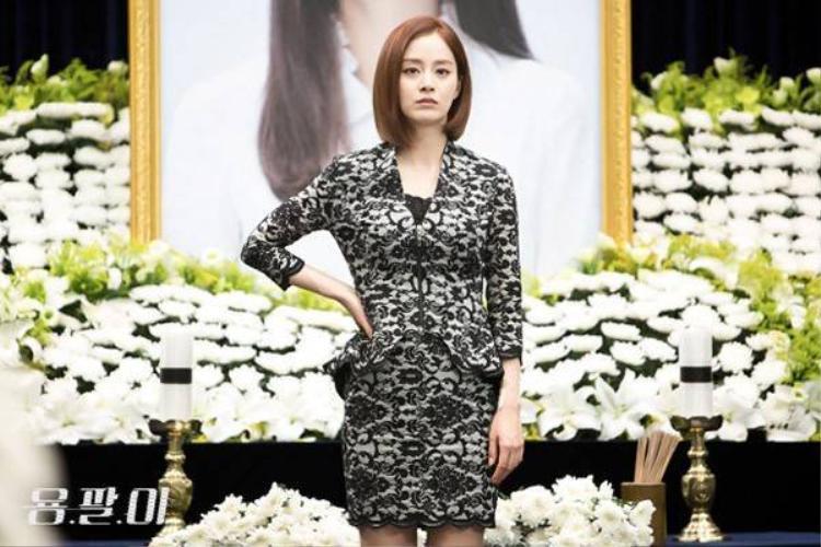 Kim Tae Hee Người đẹp chết đi sống lại trên màn ảnh Hàn