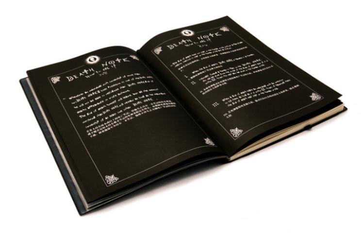 Death Note trở lại màn ảnh rộng với cuộc chiến 6 thần chết