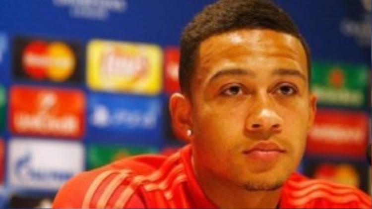 Anh là nhân vật đáng chú ý nhất trong trận MU - PSV.