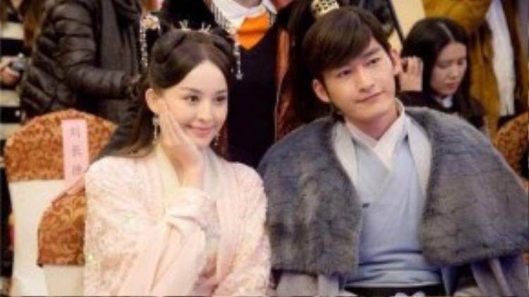 Trương Hàn và Na Trát mới công khai tình yêu tháng 8.