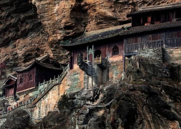 Núi Võ Đang  Chốn bồng lai tiên cảnh có thật trong tiểu thuyết Kim Dung