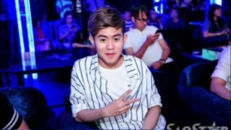 Chí Thành - Cựu thí sinh X-Factor.