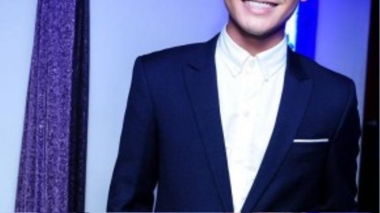Sơn Ngọc Minh - cựu thành viên nhóm V.Music.