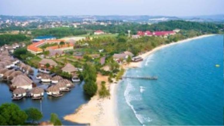"""Nhà nghĩ ở Sihanoukville sẽ hỗ trợ du khách """"rẻ nhất"""" có thể."""