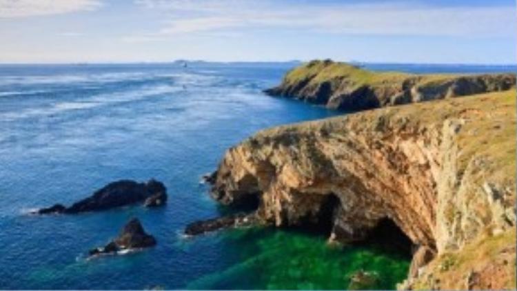 Biển có muôn vàn những kỳ quan đẹp mà con người cần thưởng thức