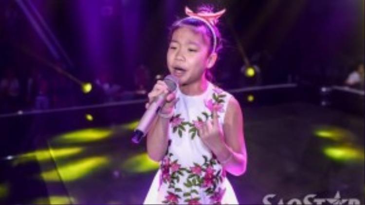 Vũ Thị Hải Yến, cô bé nhỏ nhắn của đội Dương Khắc Linh.
