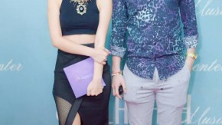 Hotgirl Sam và rapper Andree