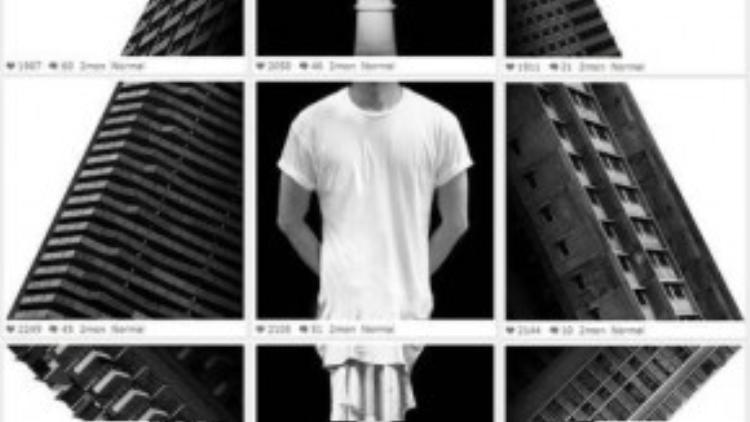 Các bức ảnh của Weijiang rất trừu tượng và mang nhiều ý nghĩa khác nhau.