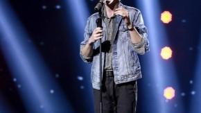 Top 5 của The Voice Mỹ Taylor John Williams.