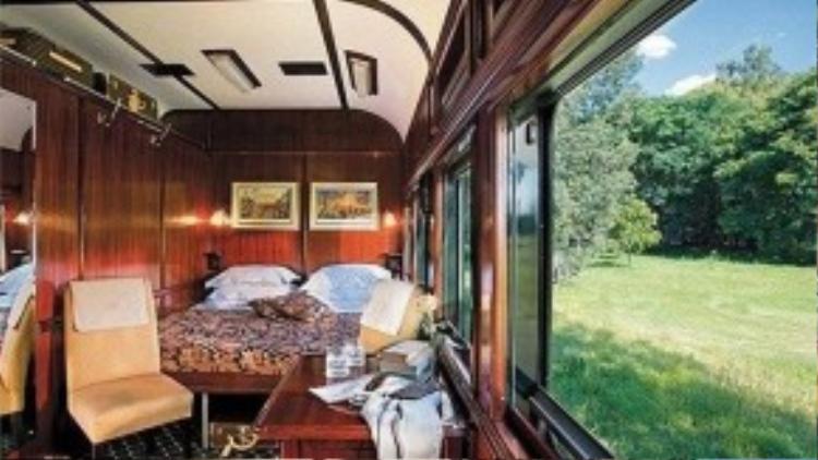 Các căn phòng khá hẹp nên khi biến chúng thành phòng ngủ đã phải thiết kế và lên phương án rất kỹ.