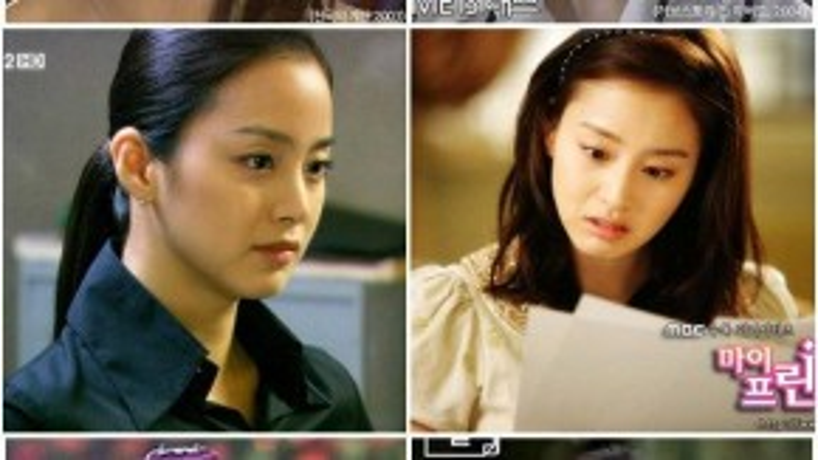 6 vai diễn thành công trên màn ảnh nhỏ của Kim Tae Hee trong 12 năm qua.