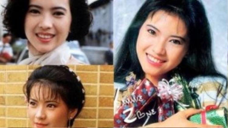 Cô từng là giai nhân được yêu thích tại Hồng Kông thập niên 90.