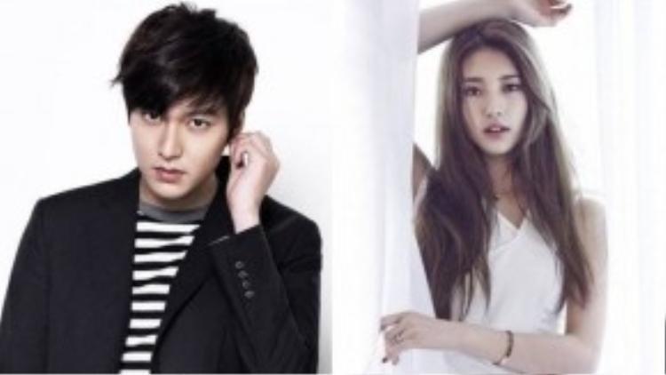 Cặp đôi trẻ quyền lực Lee Min Ho - Suzy phủ nhận tin đồn chia tay đang gây xôn xao.