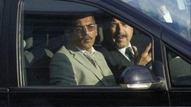 Cha của Nadia - ông Sabir Hussain, 60 tuổi.