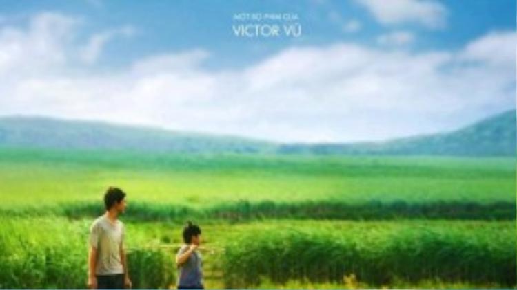 """Poster chính thức của Tôi thấy hoa vàng trên cỏ xanh khiến khán giả """"rung rinh"""" vì sự trong trẻo, tươi mát."""