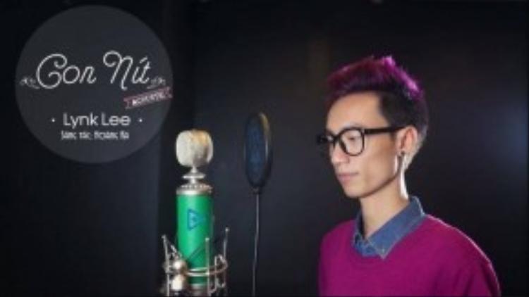 Lynk Lee với phiên bản acoustic Con nít.