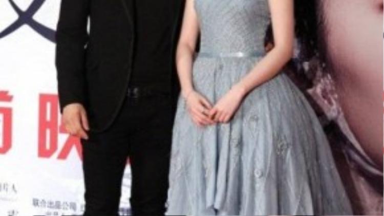 Trước đó, Lưu Diệc Phi và Song Seung Hun tỏa sáng trên thảm đỏ.