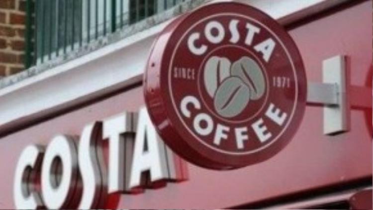 Cà phê Costa bị vạ lây vì vô tình trùng tên với Diego Costa.