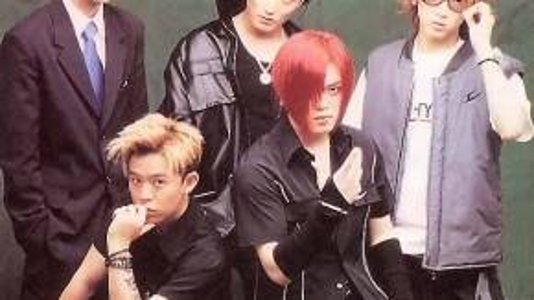 H.O.T - nhóm nhạc đình đám nhất của Kpop.