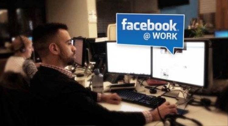 Facebook at Work  mạng xã hội dành riêng cho dân văn phòng
