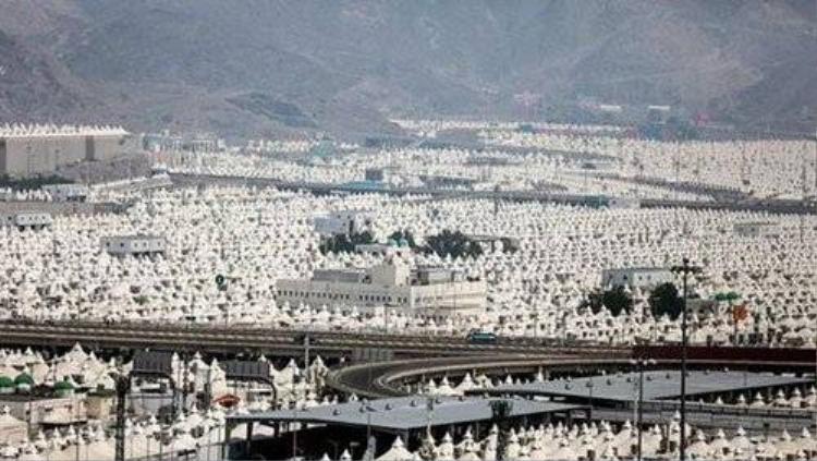 Giẫm đạp ở Thánh địa Mecca, 717 người chết