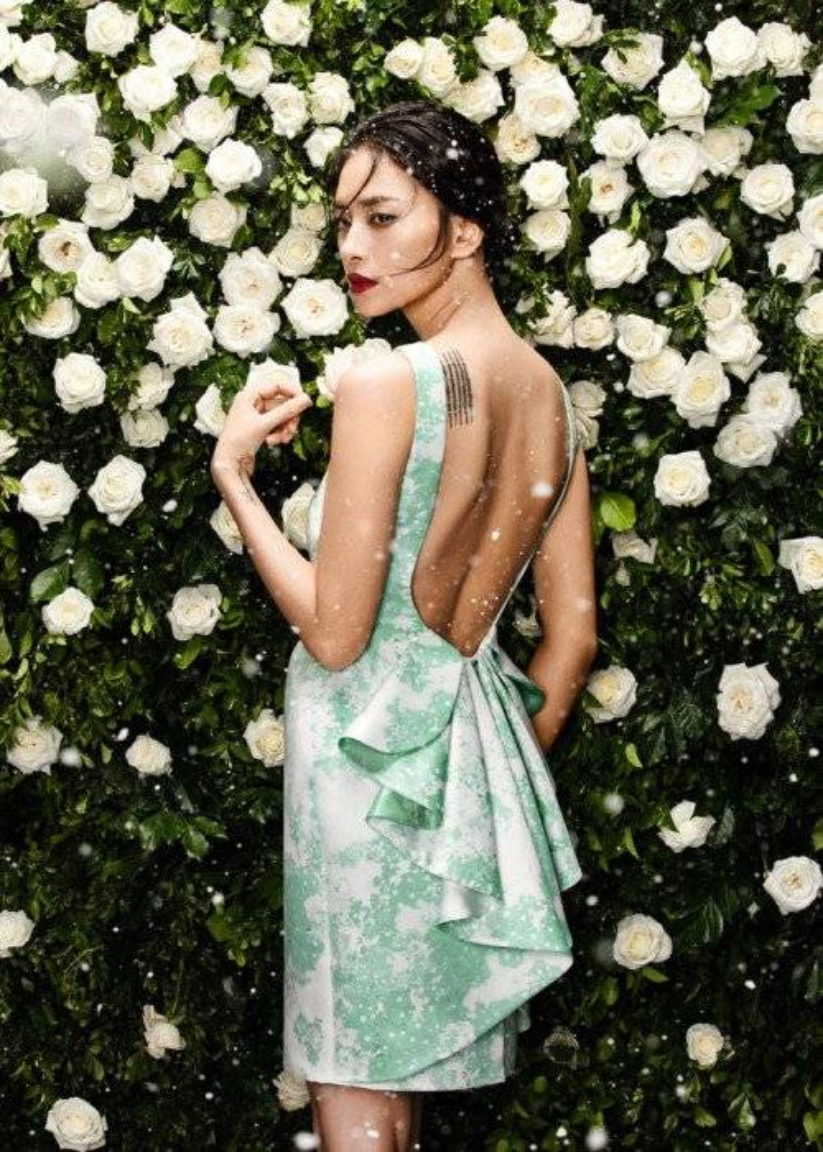 Phương My  nhân tố 'khủng' của Vietnam International Fashion Week 2015