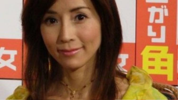 Vẻ đẹp của nữ diễn viên vừa qua đời vì ung thư.