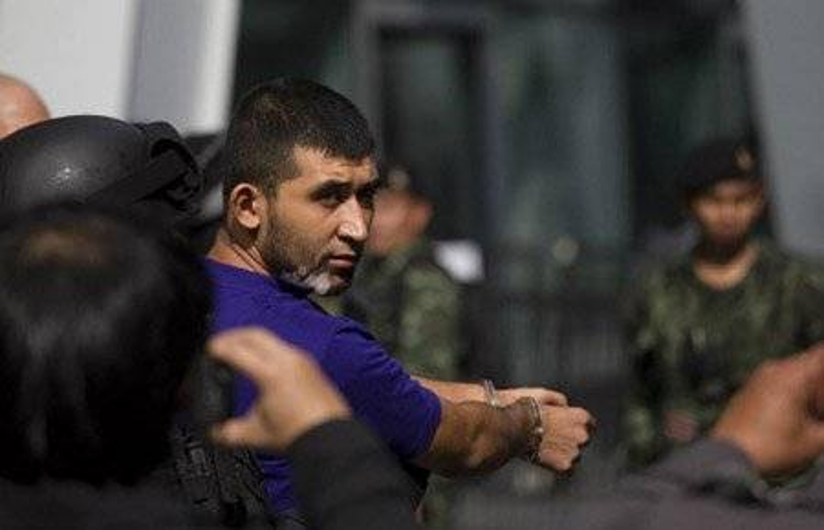 Thái Lan chuẩn bị truy tố hai nghi phạm đánh bom