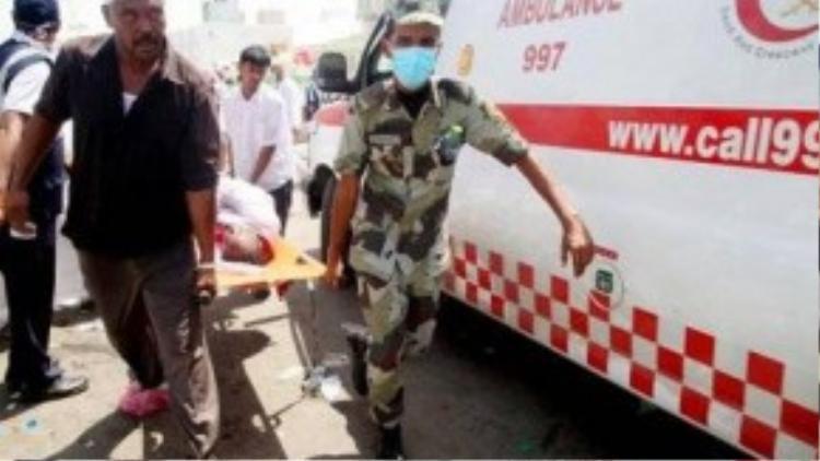 Đây là thảm kịch giẫm đạp tồi tệ nhất tại lễ hành hương Hajj trong 25 năm qua.