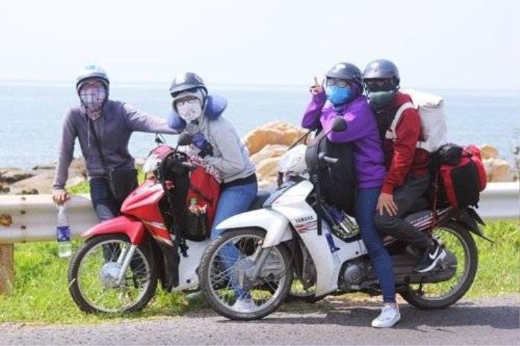 Bảo dưỡng xe máy cho bạn trẻ muốn phượt