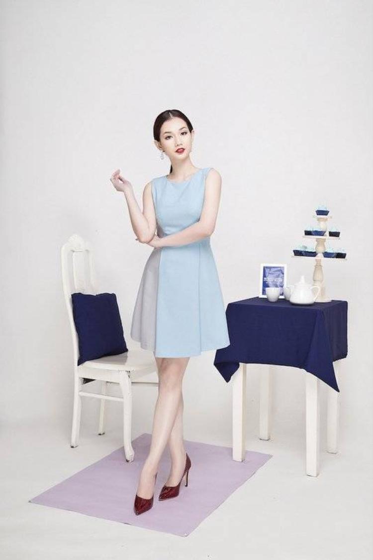 Quỳnh Chi trở lại đường đua với phong cách mới