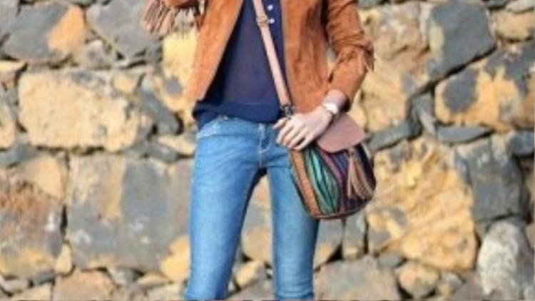 … quần jeans