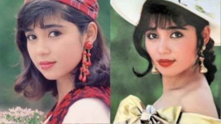Từ khi còn đi học ở trường Điện ảnh, Việt Trinh đã nhận được nhiều lời mời đóng phim nhờ ngoại hình xinh xắn, bắt mắt, đặc biệt là đôi mắt đầy chất điện ảnh của chị. Bên cạnh đó, Việt Trinh còn là một người mẫu ảnh lịch được các nhiếp ảnh gia săn đón.