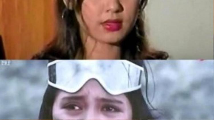 """Khoảng thời gian 5 năm từ 1991 đến 1996 được xem là thời kỳ hoàng kim của Việt Trinh. Chị được mệnh danh là """"nữ hoàng"""" của dòng phim """"mì ăn liền"""" (phim thương mại) thời kỳ đó."""