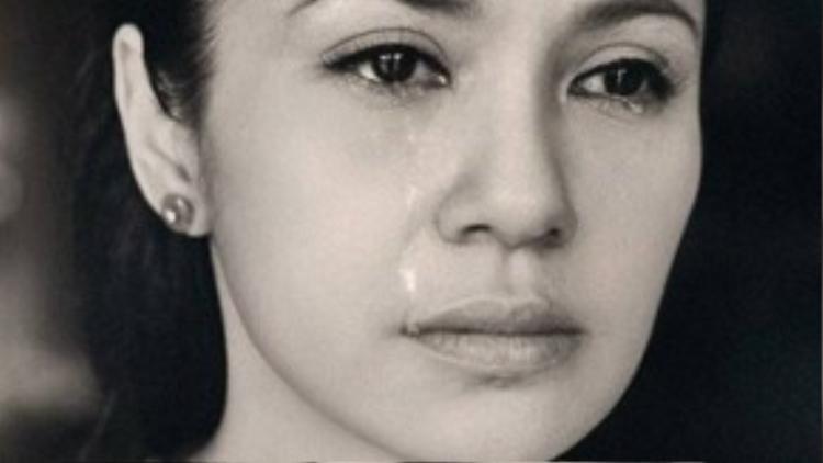 """Để kỷ niệm 20 năm Người đẹp Tây Đô ra mắt khán giả, vào tháng 7 vừa qua, Việt Trinh đã cùng nhiếp ảnh gia Kim Bánh Trôi Nước tái hiện lại hình ảnh """"người đẹp Tây Đô"""". Bộ ảnh đã gây xúc động cho những khán giả yêu mến Việt Trinh cũng như bộ phim này."""