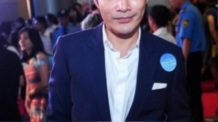 Diễn viên Trần Bảo Sơn