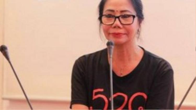 Chị Nguyệt có bốn đứa con bốn giới tính.